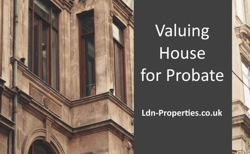 Value house for probate