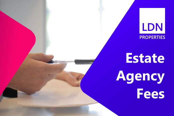Estate agent fees