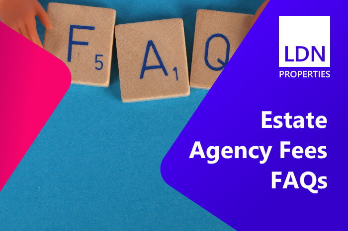 Questions about estate agency fees
