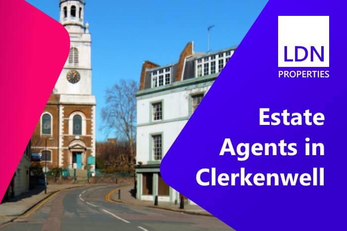 Estate agents in Clerkenwell, London
