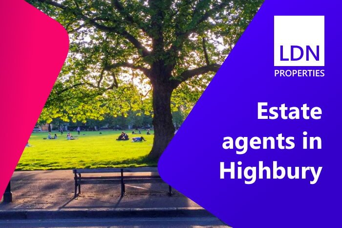 Estate agents in Highbury, London