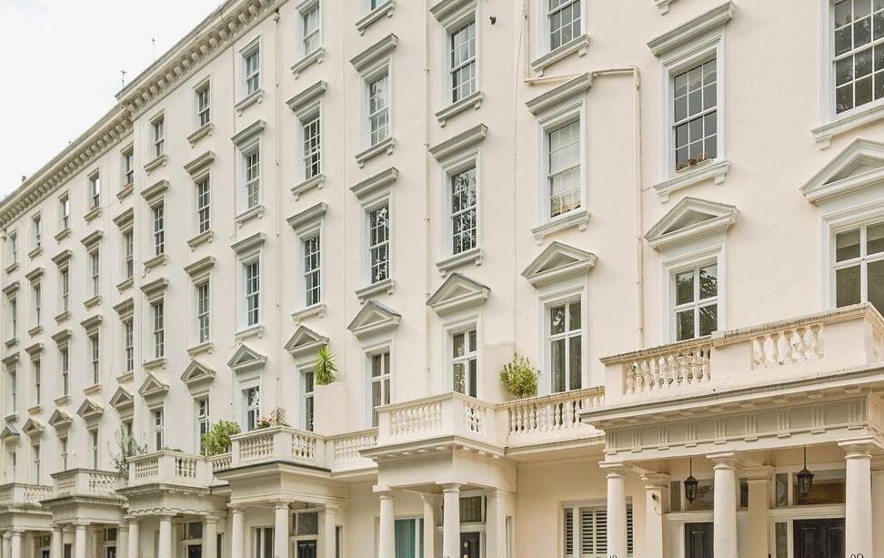 Flats in Pimlico