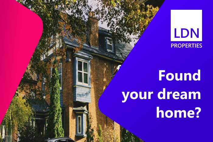 Selling your current property when found dream home