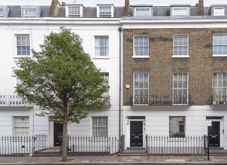 Pimlico houses
