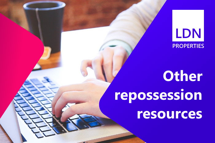 Other resources to stop repossession