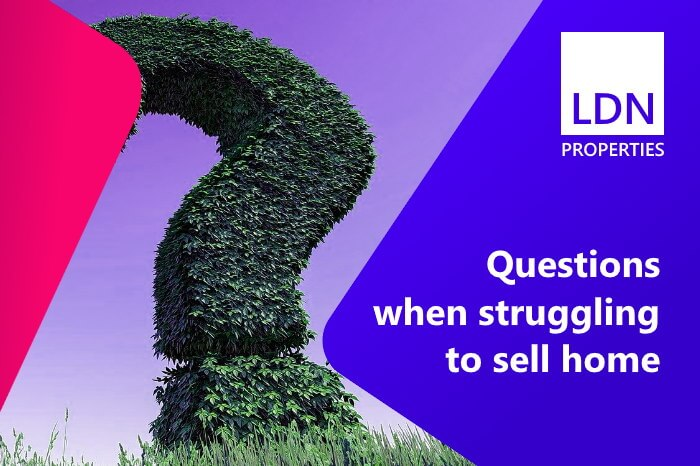 Questions frequently asked when struggling to sell home