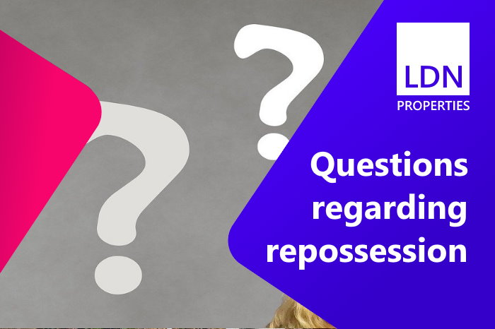 Questions regarding repossession