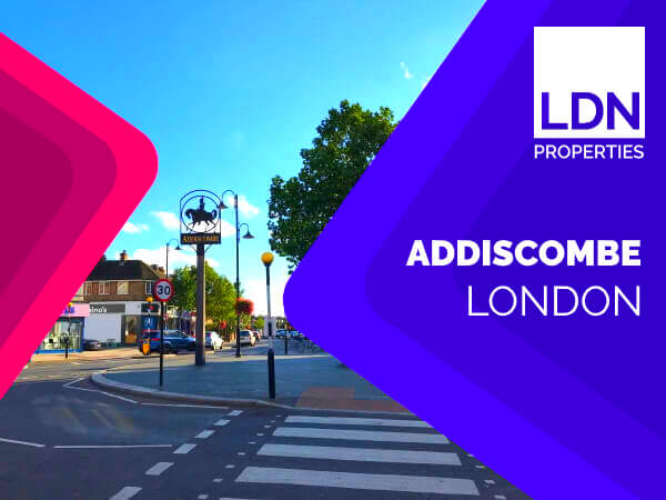 Sell House Fast Addiscombe, London