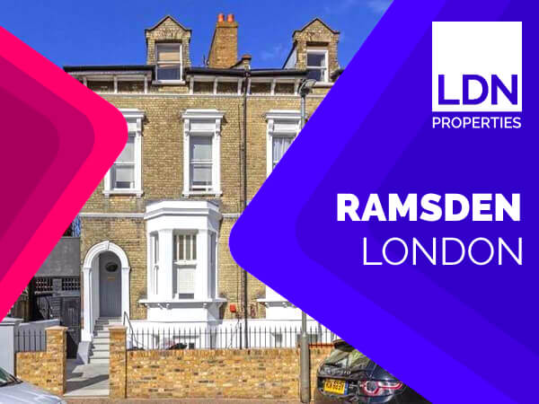 Sell House Fast Ramsden, London
