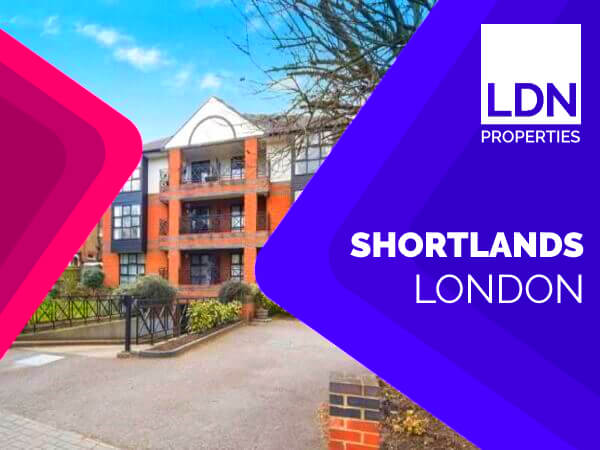 Sell House Fast Shortlands, London