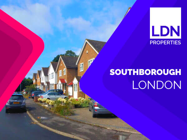Sell House Fast Southborough, London