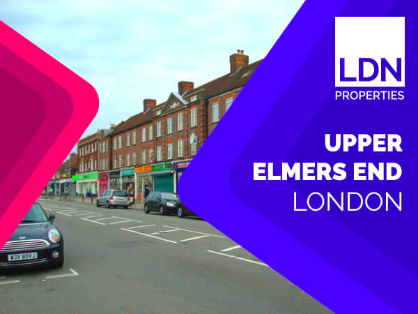 Sell House Fast Upper Elmers End, London
