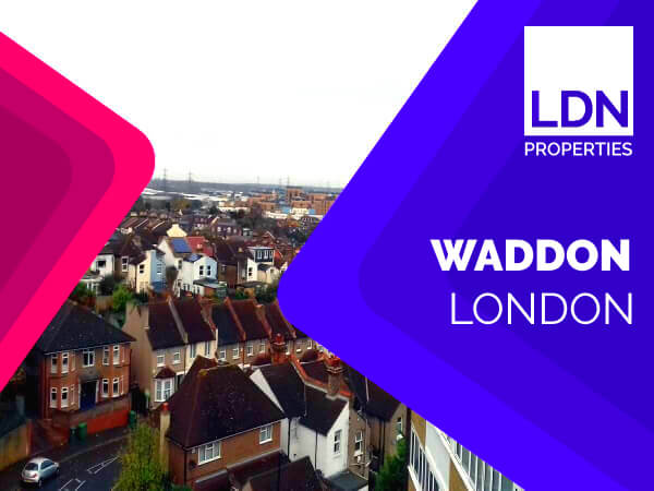 Sell House Fast Waddon, London