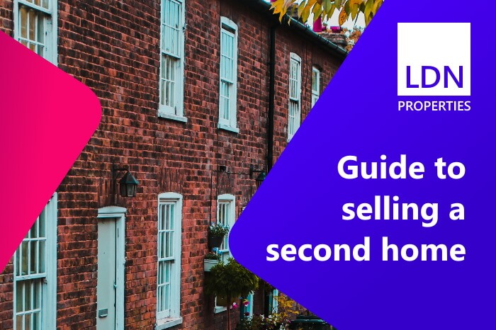 Guide to selling a second home