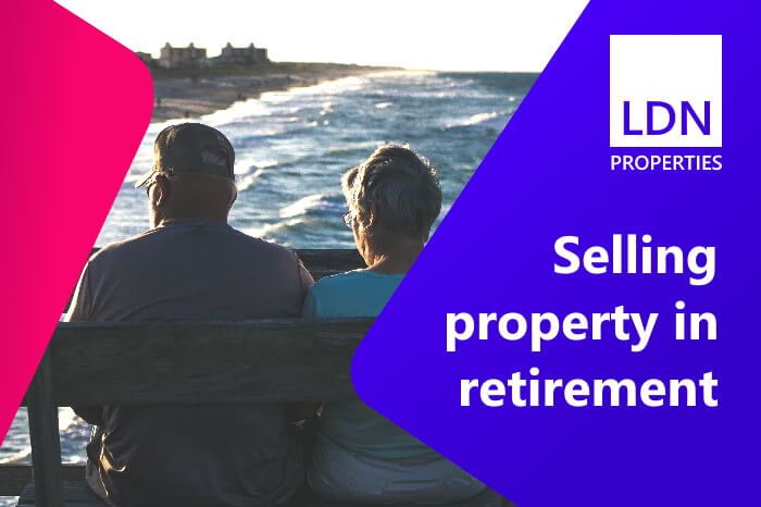 Selling your property when retiring