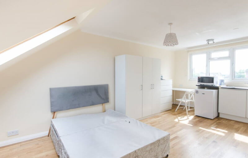 Selling studio flat