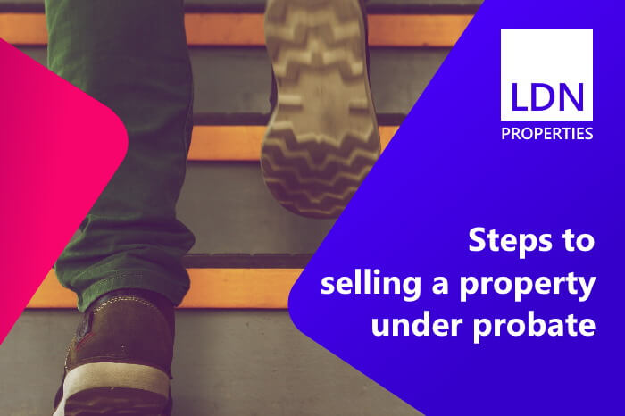 Steps for selling a probate property