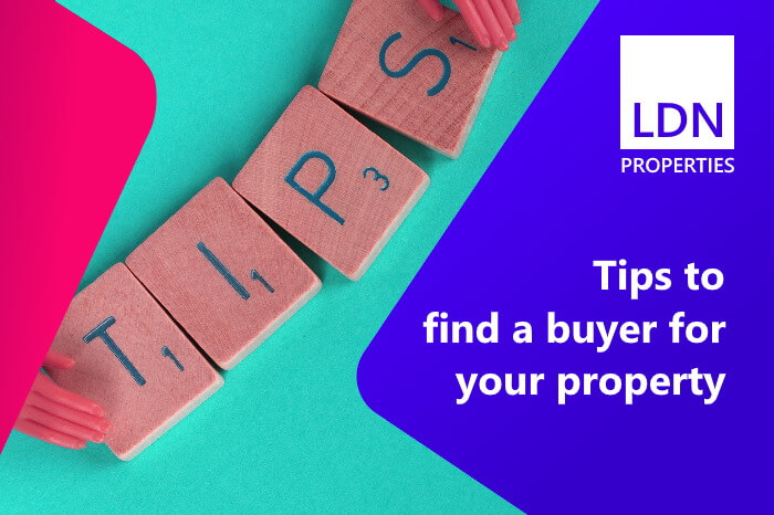 Tips to find a buyer for your property