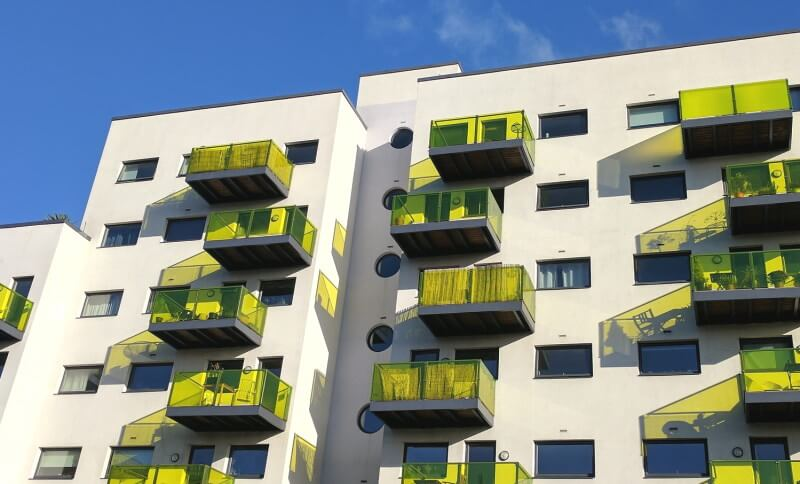 Flats for sale with EWS1 form
