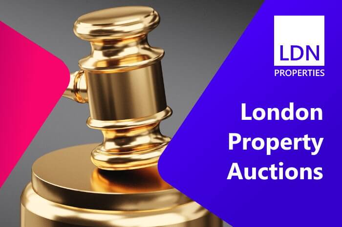 Guide to London property auctions