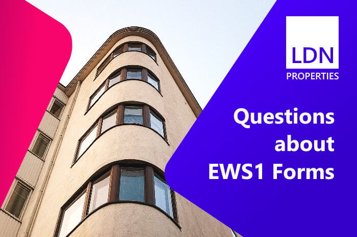 Questions you may have about EWS1 forms