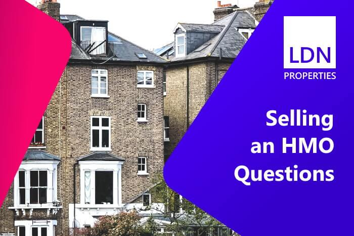 Questions about selling an HMO property