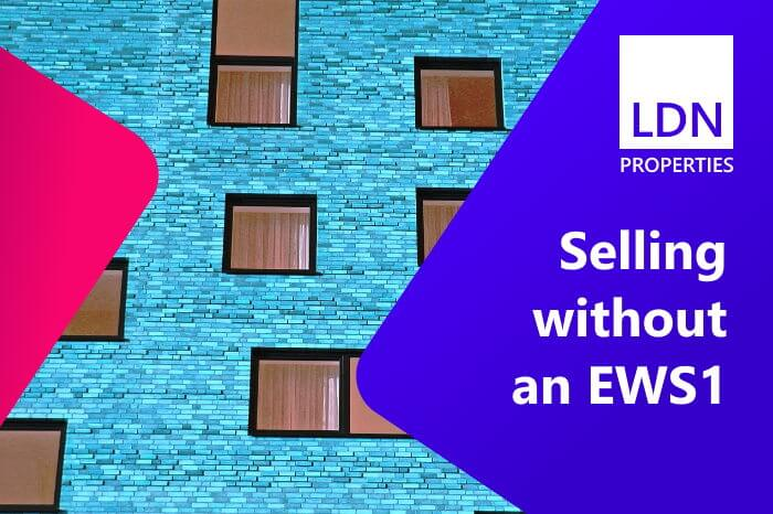 Selling property without EWS1 form