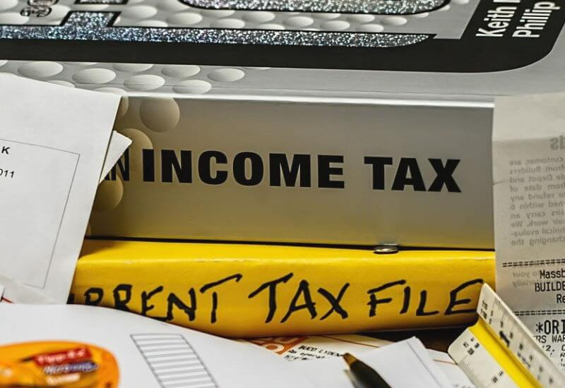 Taxes when inheriting property