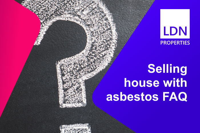 Selling a house with asbestos - faq