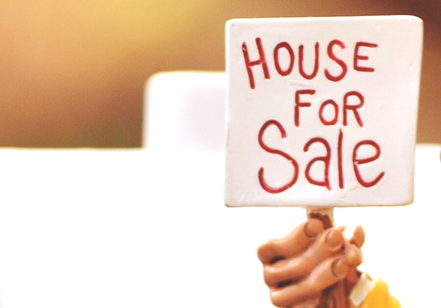 Selling tenanted house with estate agent
