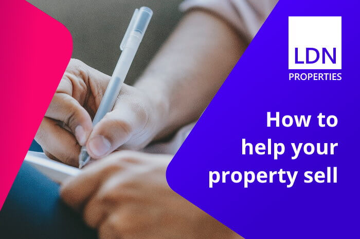 How to help your property sell