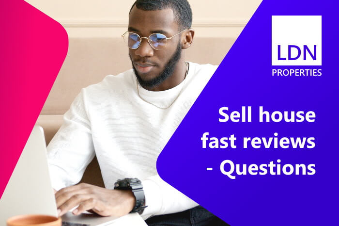 Questions when selling house fast