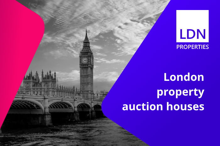 London property auction houses