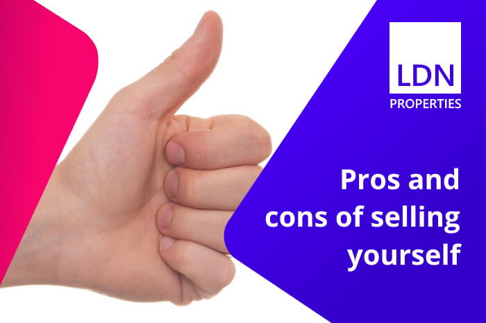 Pros and cons of selling house yourself