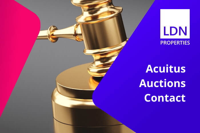 Acuitus Auctions Contact