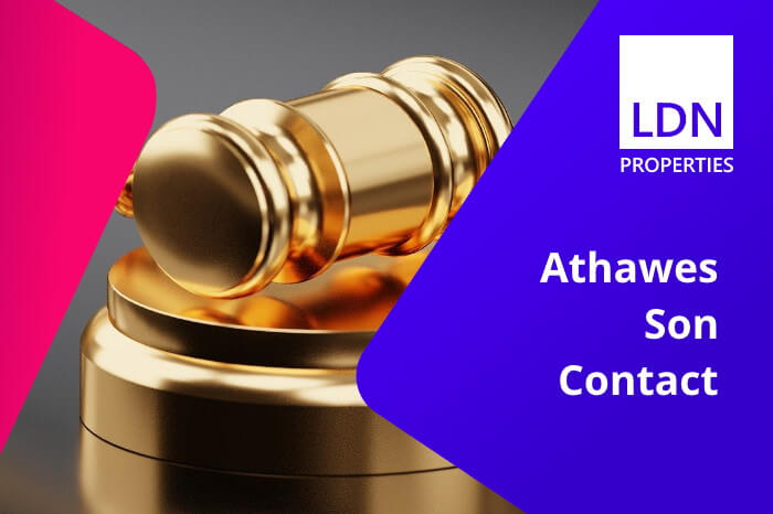 Athawes and Son Auction contact