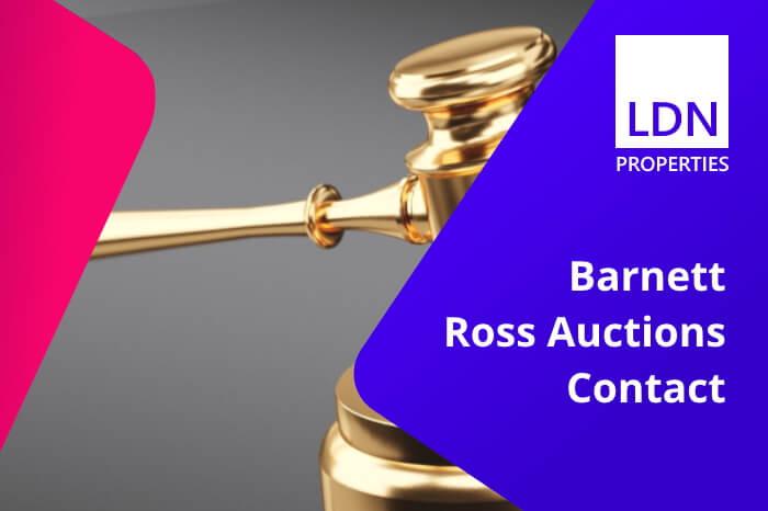 Barnett Ross Auctions Contact