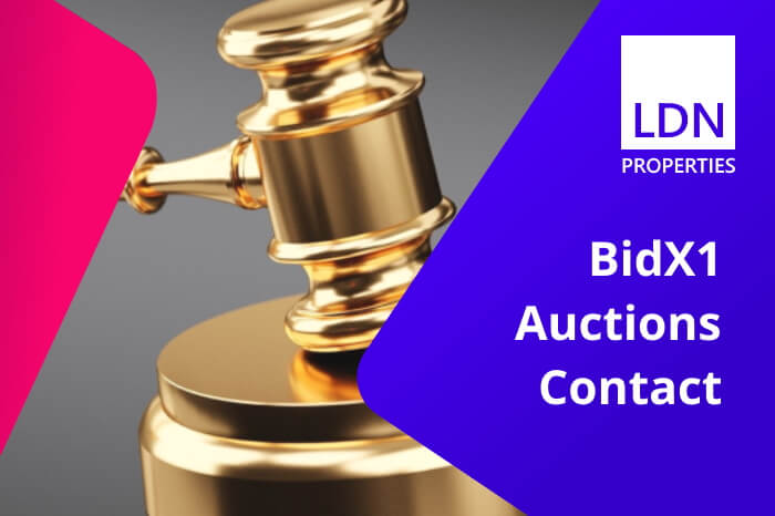 BidX1 Auctions Contact