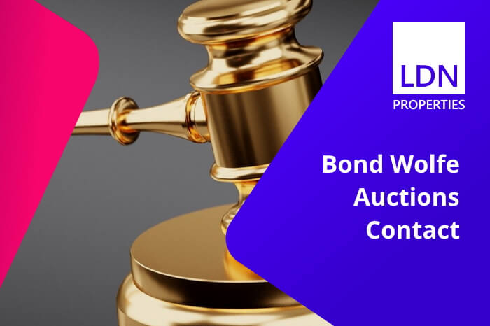 Bond Wolfe Auctions Contact