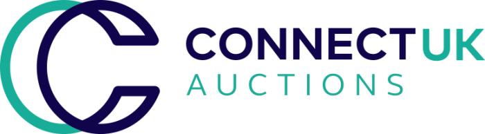Connect UK Auctions logo