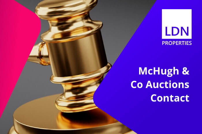 McHugh and Co Auctions Contact