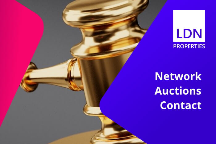 Network Auctions Contact
