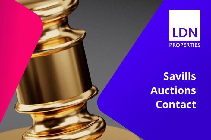 Savills Auctions Contact