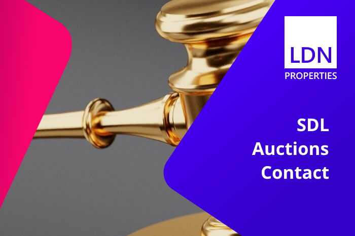 SDL Auctions Contact