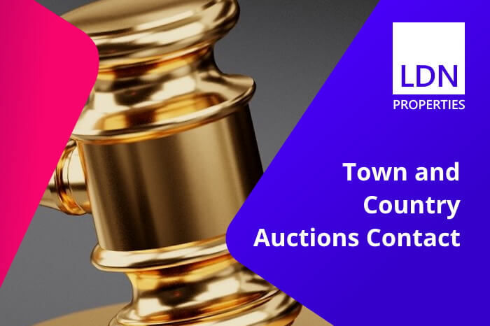 Town and Country Auctions Contact
